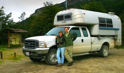 End of the road, Tierra del Fuego