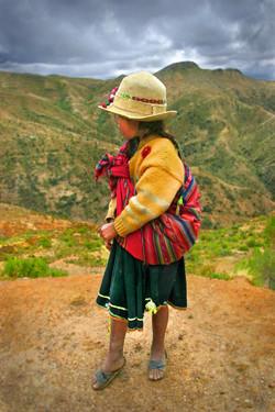 Azanaques Mountains, Bolivia