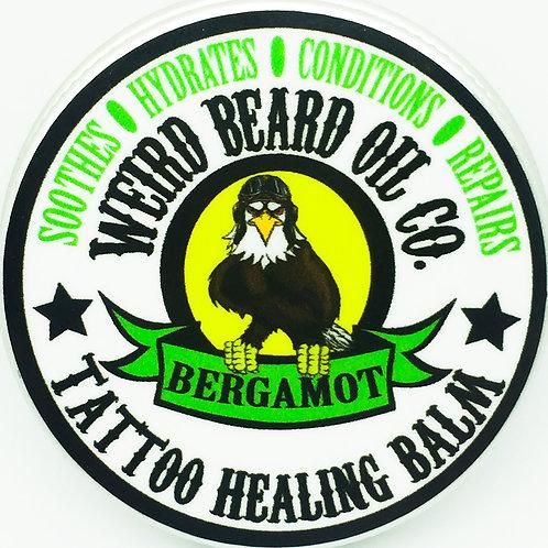 Bergamot Tattoo Healing Balm