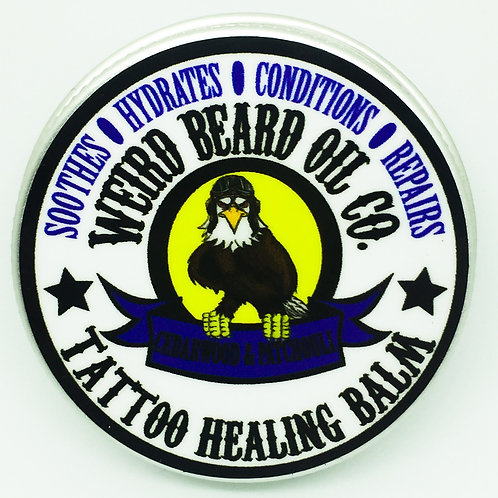 Cedarwood & Patchouli Tattoo Healing Balm