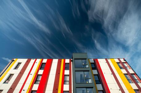 Hugh Webster Place, Goodwin Development Trust