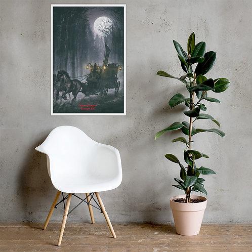 Veremon - Framed poster