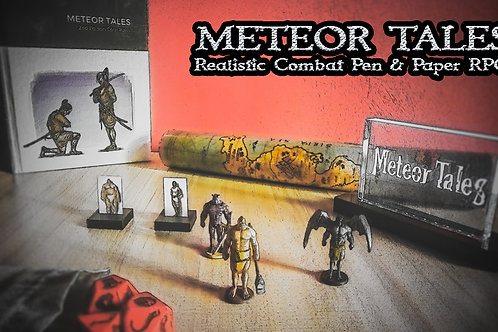 Meteor Tales - Basic Bundle