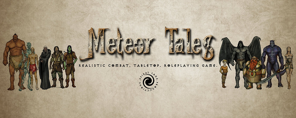 meteor tales rpg