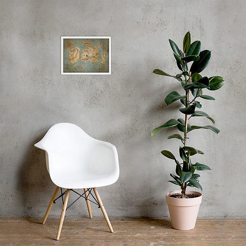 World of Vitallia - Framed poster
