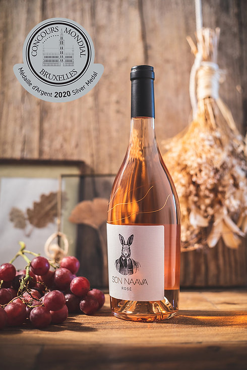 son-naava-rose-wine-silver-medal-bruxell
