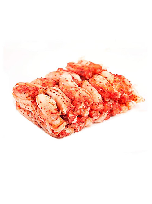 Краб в/м колено или салатное мясо Мурманск цена за 100 гр