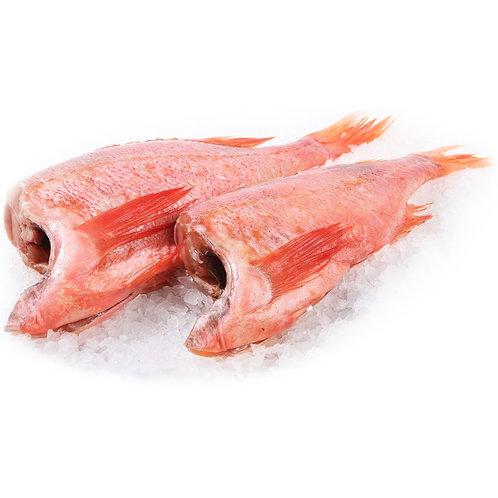 Окунь с/м потрошёный без головы 200-500гр Мурманск цена за кг