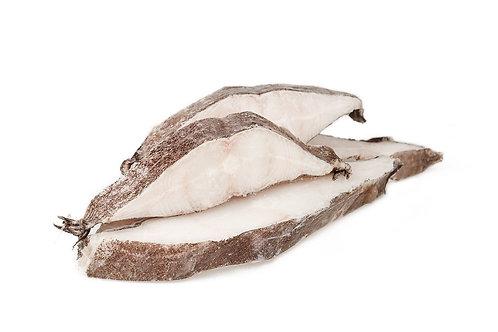 Палтус белокорый стейк с/м весовой (цена за 100гр)