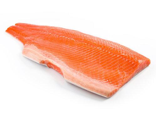Сёмга филе охлаждённое вес 1,5-2кг Фарерские острова (цена за кг)