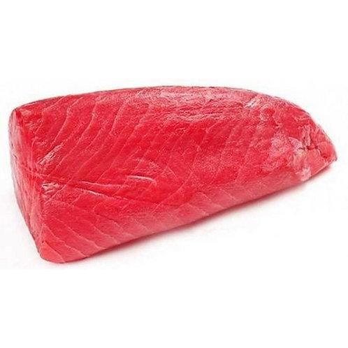 Тунец слабосолёный филе без кожи весовой Россия цена за кг