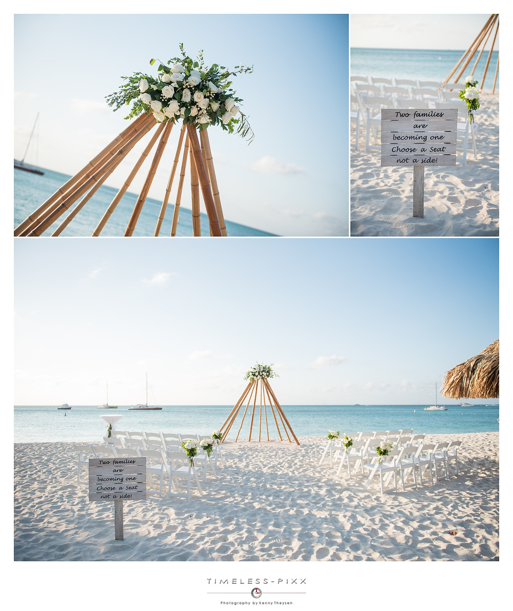 Beautiful Beach Setup