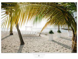 Aruba Beach Wedding with Jamie & Jake