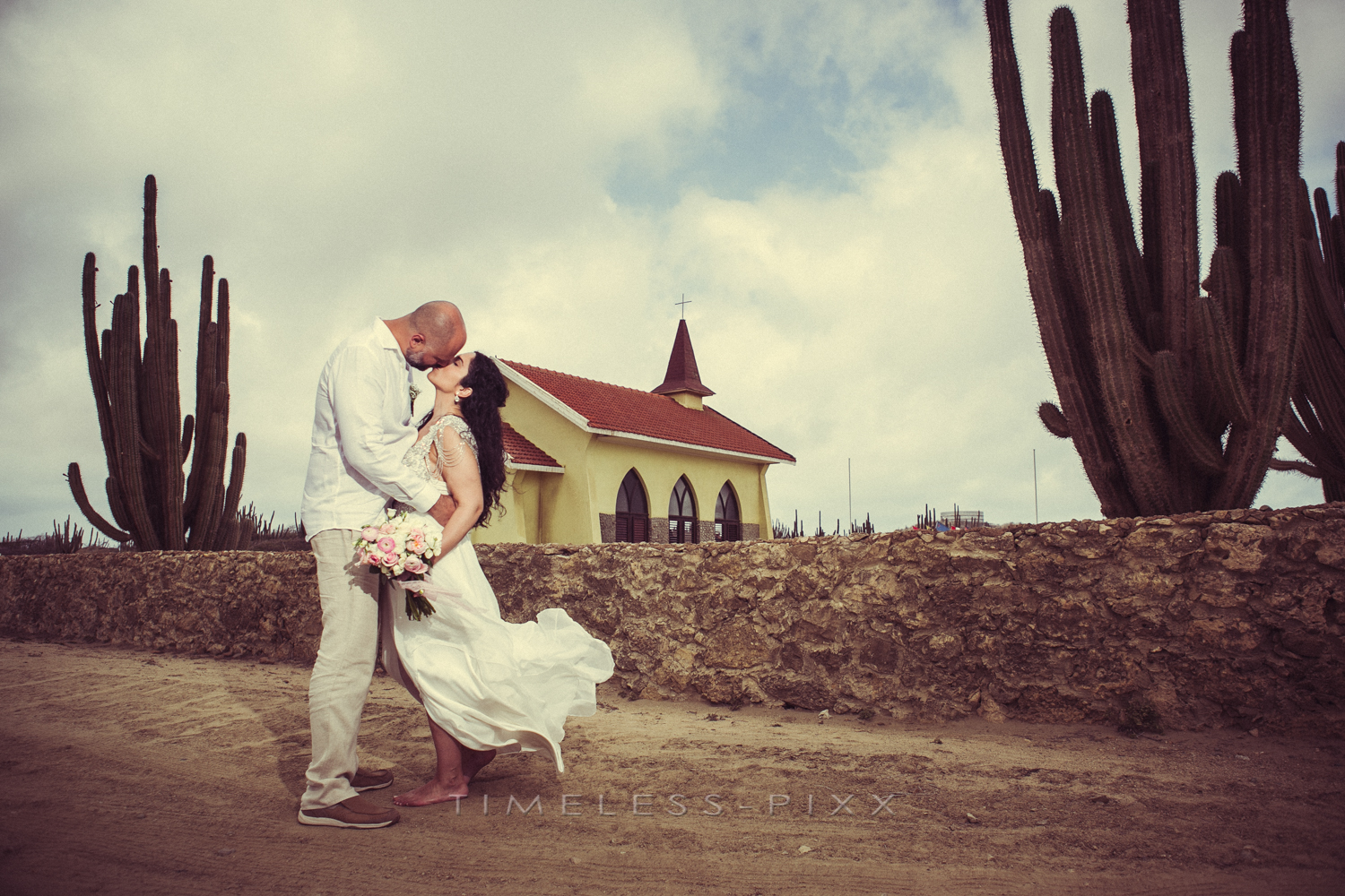 Aruba Couple Session Alto Vista