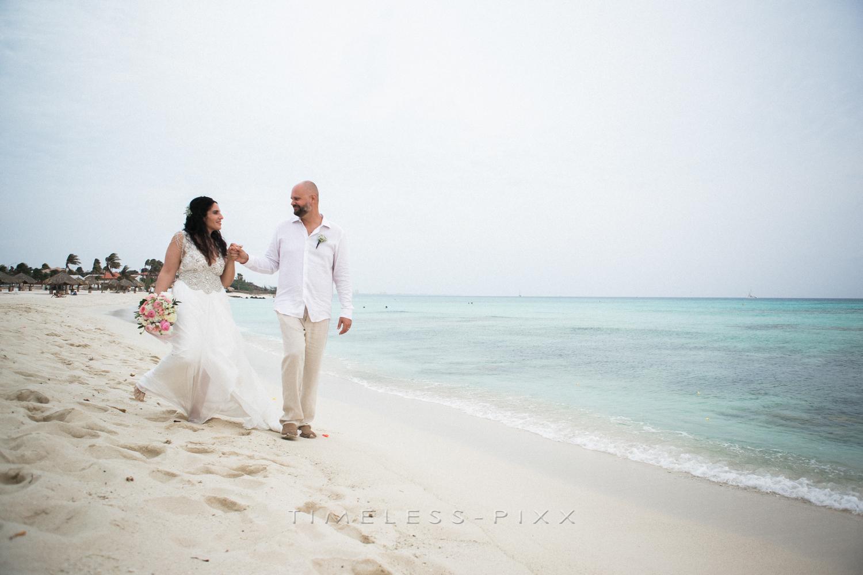 Beach Aruba Arashi