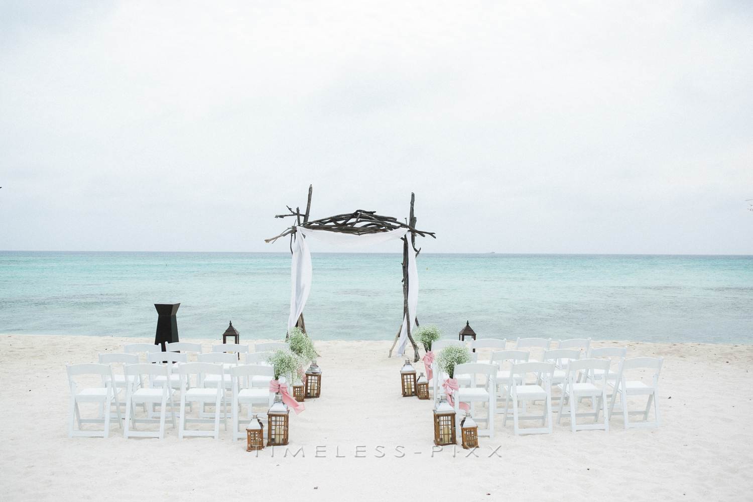 Wedding Arashi Beach Aruba