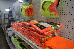 Safety Product and Contractor Supply Sales (PPE)
