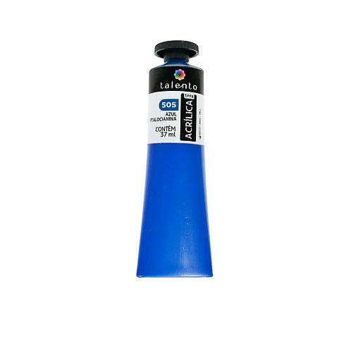 Tinta P/Tela 505 - Azul Ftalocianina 37ml