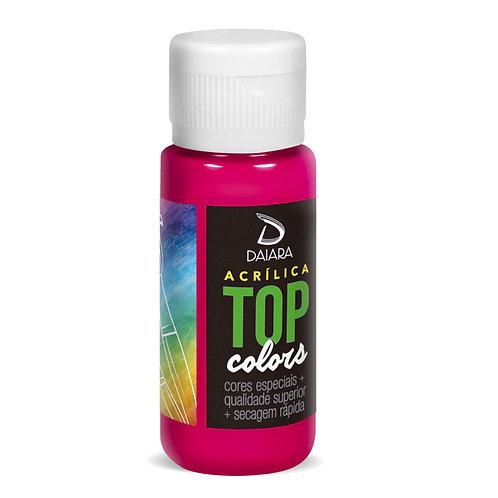 Tinta Acrílica Top Neon Colors 60ml - 304 Rosa