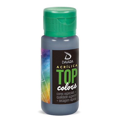 Tinta Acrílica Top Colors 60ml - 60 Azul Francês