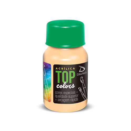 Tinta Acrílica Top Colors 37ml - 09 Pele