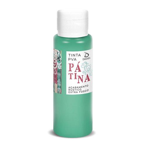 Tinta PVA Pátina 100ml - 811 Verde Caribe