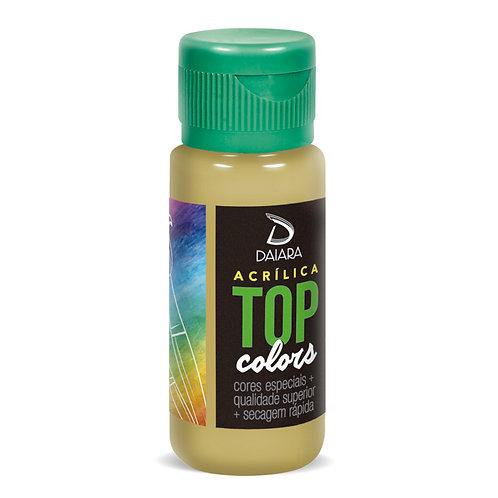 Tinta Acrílica Top Colors 60ml - 84 Bambu