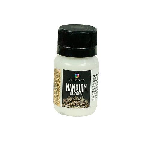Nanquim Branco 37ml