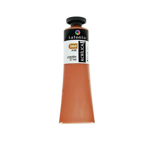 Tinta P/Tela 560 - Ocre  37ml