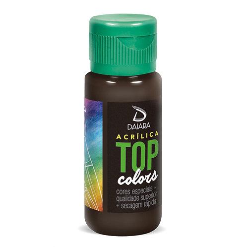 Tinta Acrílica Top Colors 60ml - 93 Nogueira