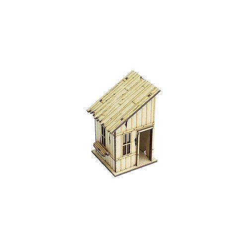 Casa Telhado Meia-água