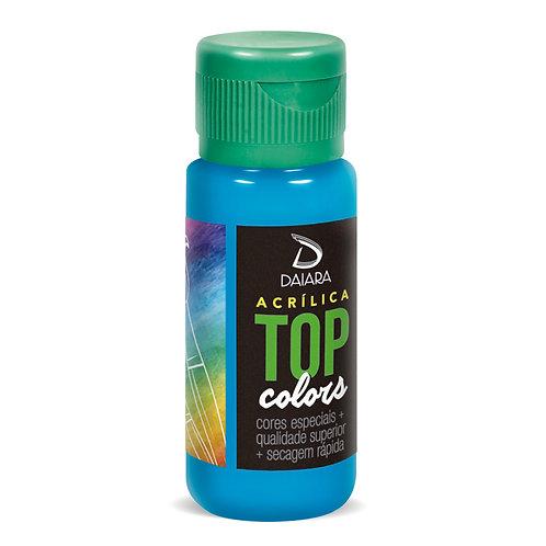 Tinta Acrílica Top Colors 60ml - 55 Azulão