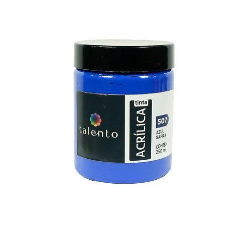 Tinta P/Tela 507 - Azul Safira 250ml