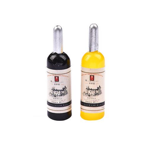 Miniatura Garrafa de Vinho 4943 - 4 un.