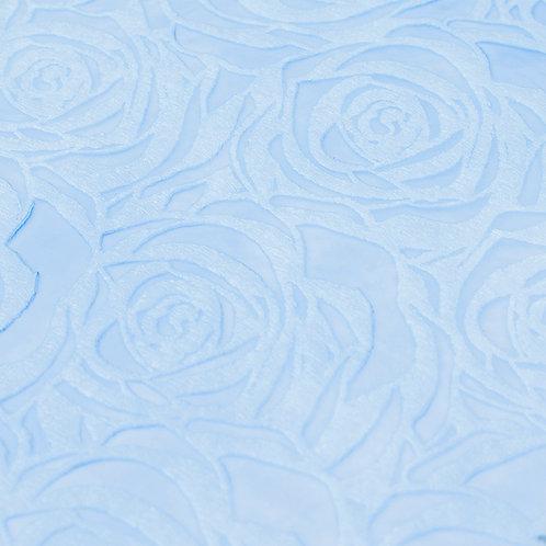 Papel Velutto - Rosas G Azul