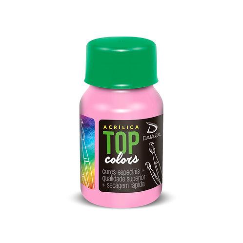 Tinta Acrílica Top Colors 37ml - 47 Rosa Violeta