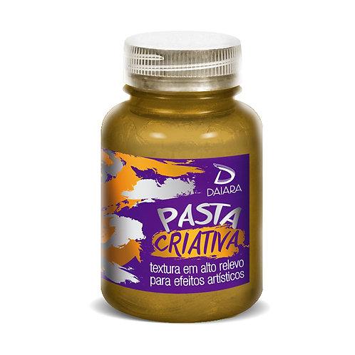 Pasta Criativa 150ml - 115 Bronze