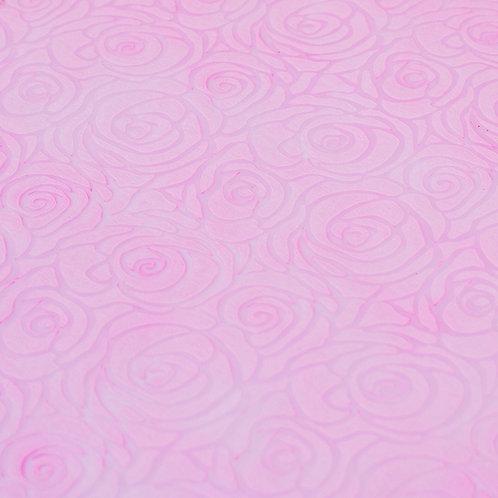 Papel Velutto - Rosas Rosa