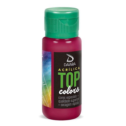 Tinta Acrílica Top Colors 60ml - 35 Amora