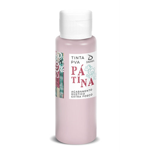 Tinta PVA Pátina 100ml - 835 Rosa Campestre