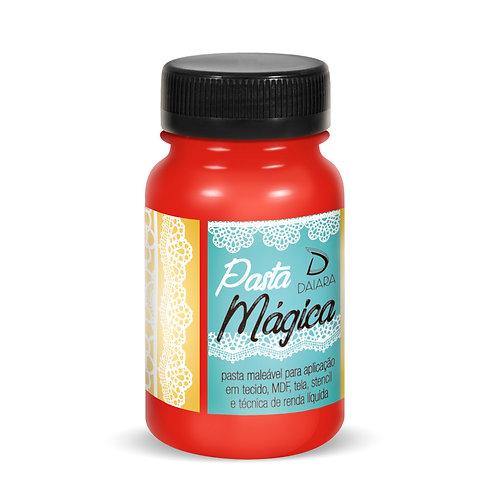 Pasta Mágica 100ml - 805 Vermelho Natal