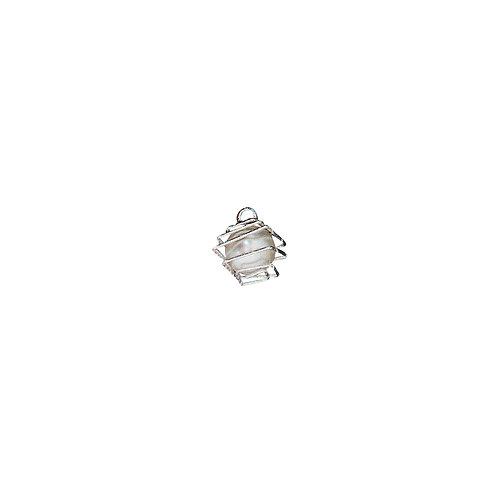 6778 - Pingente Prata 1,5 cm C/4 UN