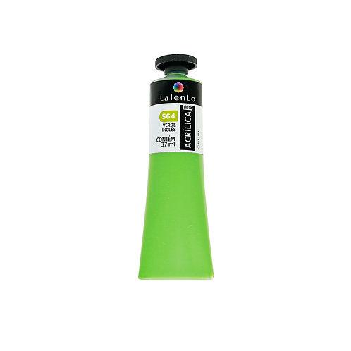 Tinta P/Tela 564 - Verde Inglês 37ml