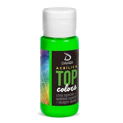 Tinta Acrílica Top Neon Colors 60ml - 306 Verde