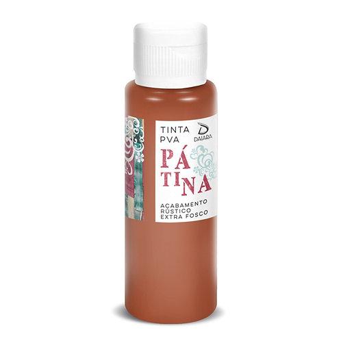 Tinta PVA Pátina 100ml - 828 Vermelho Açafrão