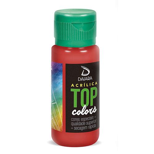 Tinta Acrílica Top Colors 60ml - 30 Púrpura