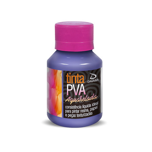 Tinta PVA Aquarelada 80ml - Azul Oceanic 716