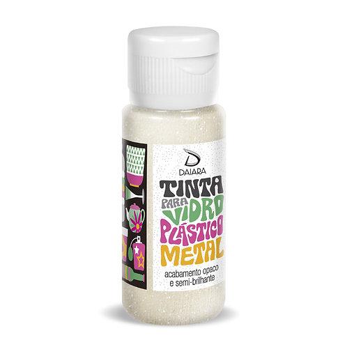 Tinta para Vidro, Plástico e Metal 60ml - 52 Champanhe