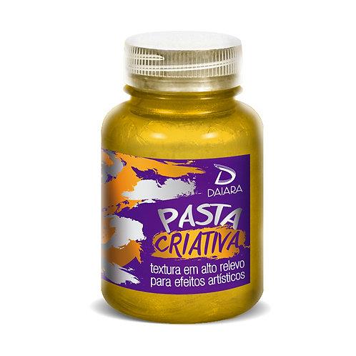 Pasta Criativa 150ml - 110 Ouro Solar