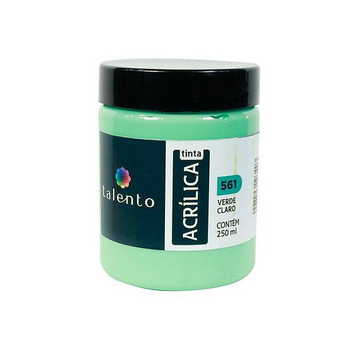 Tinta P/Tela 561 - Verde Claro  250ml